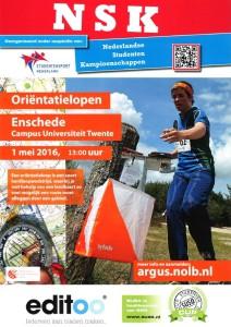 NSK Orientatielopen 2016